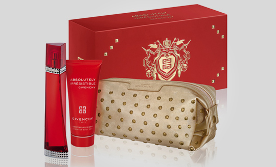 Kit Absolutely Irresistible Givenchy TOP 5   Aniversário da Sépha!