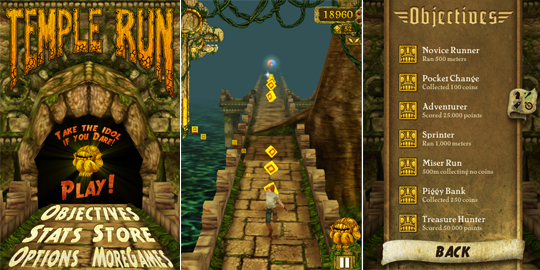 temple run iphone TOP 5   Jogos viciantes para iPhone!