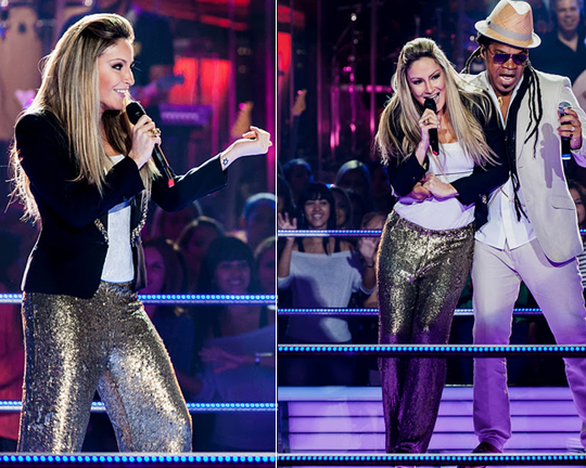 Foto5 Claudialeite LecaMarriot TOP 5   Looks da Claudia Leitte no The Voice Brasil